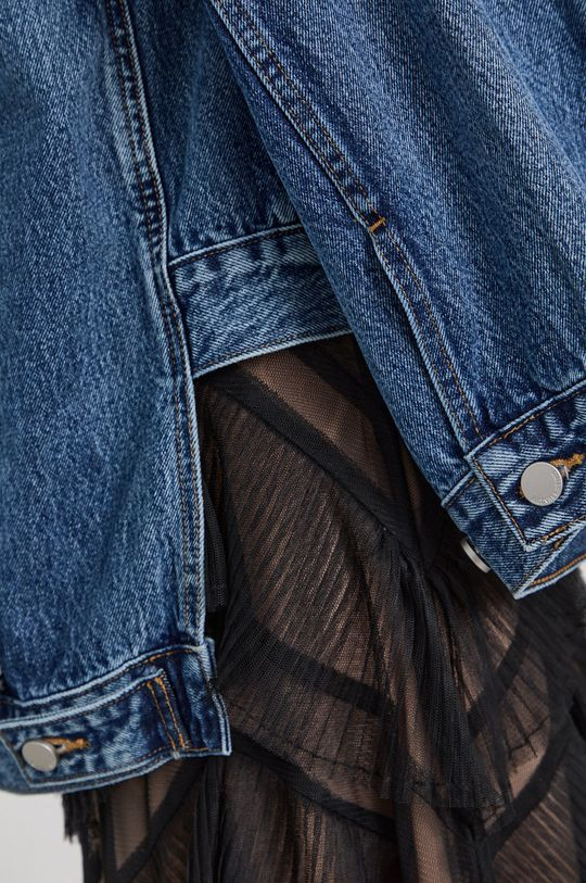 Red Valentino - Kurtka jeansowa