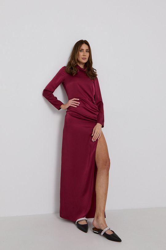 Red Valentino - Šaty kaštanová