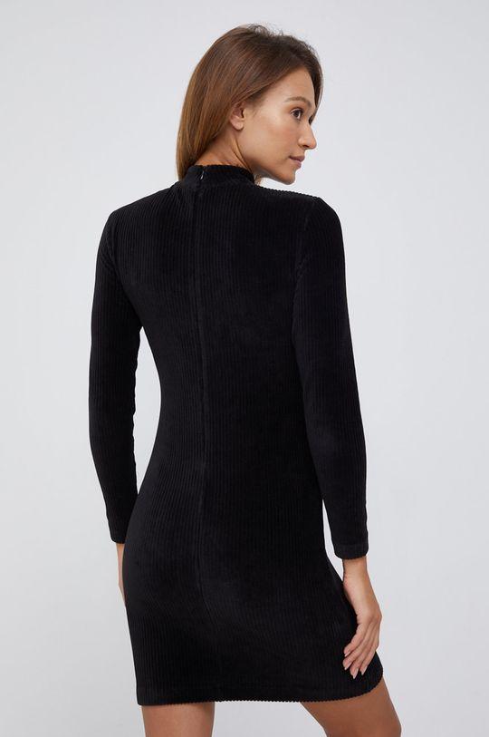 Calvin Klein Jeans - Sukienka sztruksowa 62 % Bawełna, 3 % Elastan, 35 % Poliester