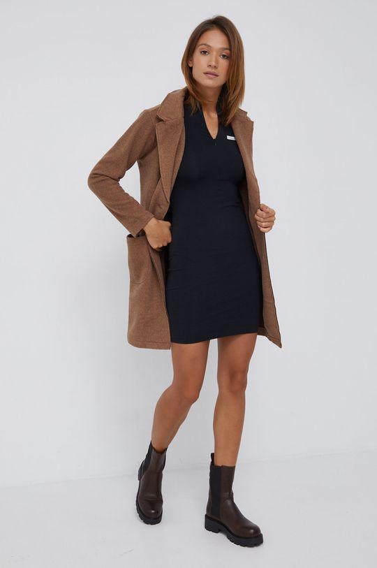 Calvin Klein Jeans - Sukienka czarny