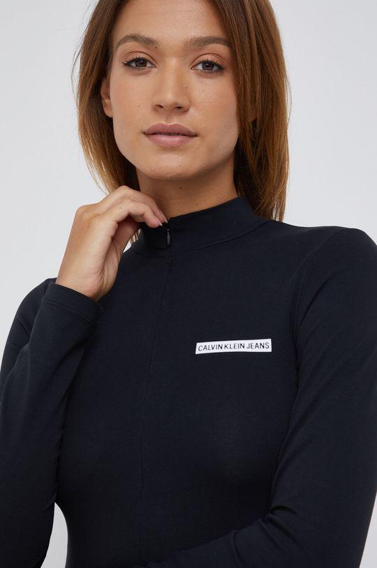 czarny Calvin Klein Jeans - Sukienka