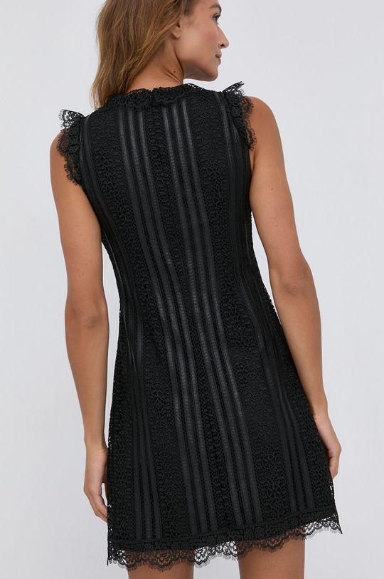 Pinko - Sukienka Podszewka: 100 % Poliester, Materiał zasadniczy: 100 % Wiskoza, Wykończenie: 100 % Poliuretan