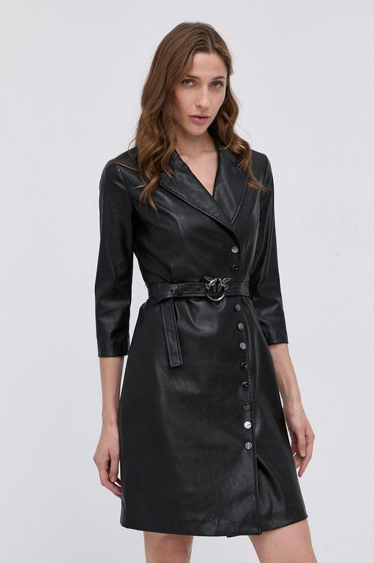 czarny Pinko - Sukienka Damski