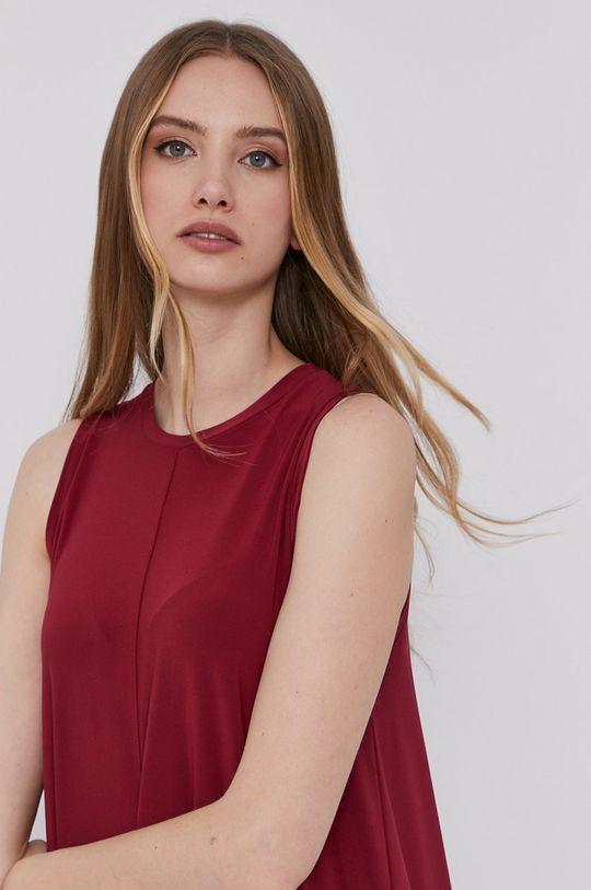 czerwony Max Mara Leisure - Sukienka