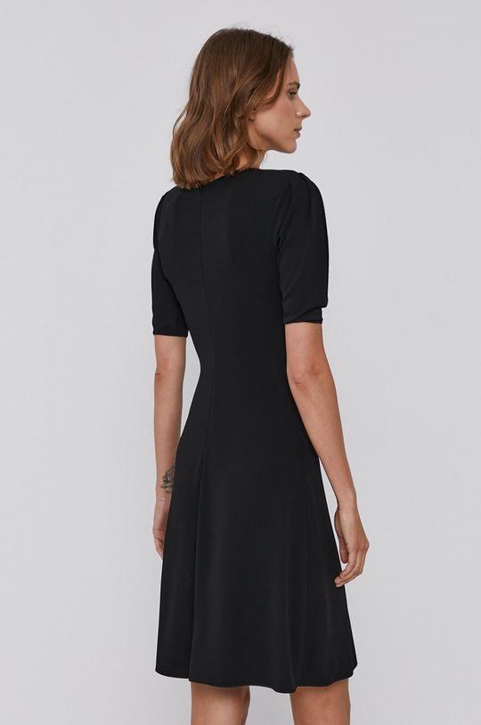 Emporio Armani - Sukienka czarny