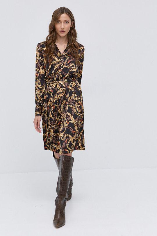 czarny Marciano Guess - Sukienka