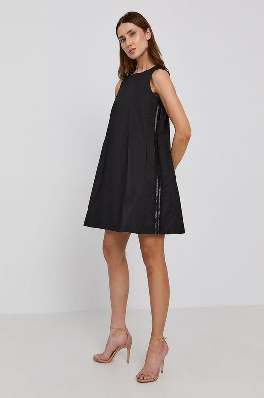 MAX&Co. - Sukienka PUGNO czarny