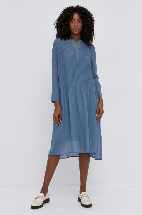 fioletowy Samsoe Samsoe - Sukienka