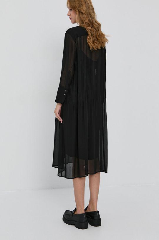 Samsoe Samsoe - Sukienka Podszewka: 100 % Wiskoza, Materiał zasadniczy: 100 % Wiskoza