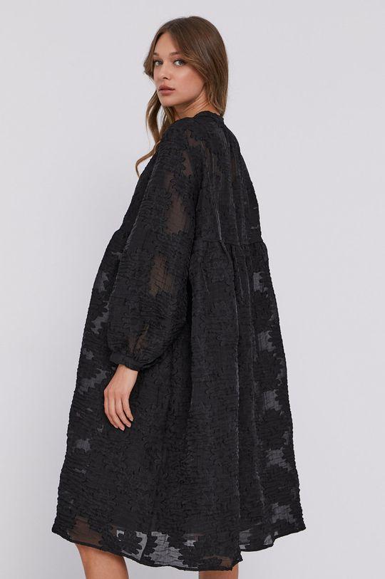 Samsoe Samsoe - Sukienka 40 % Nylon, 60 % Poliester