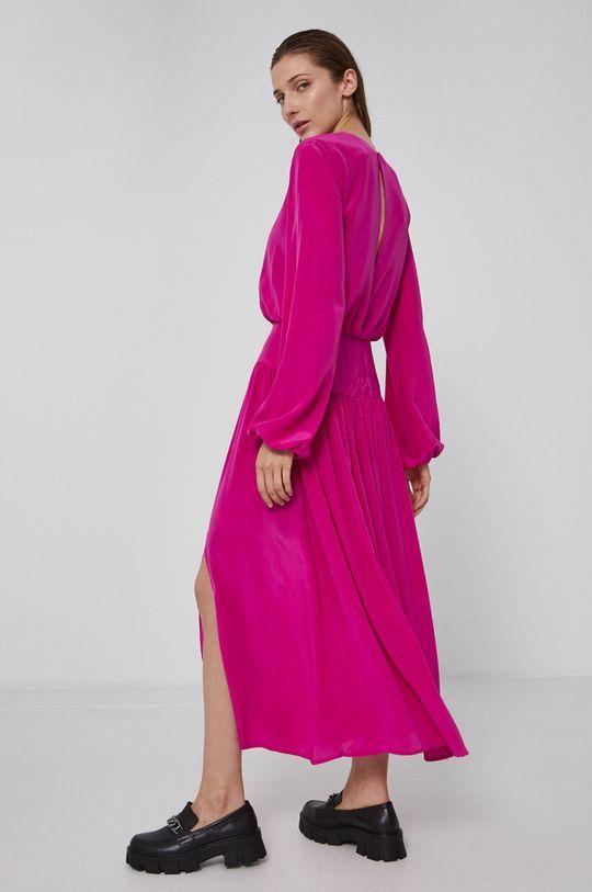Karl Lagerfeld - Sukienka jedwabna Podszewka: 100 % Wiskoza, Materiał zasadniczy: 100 % Jedwab