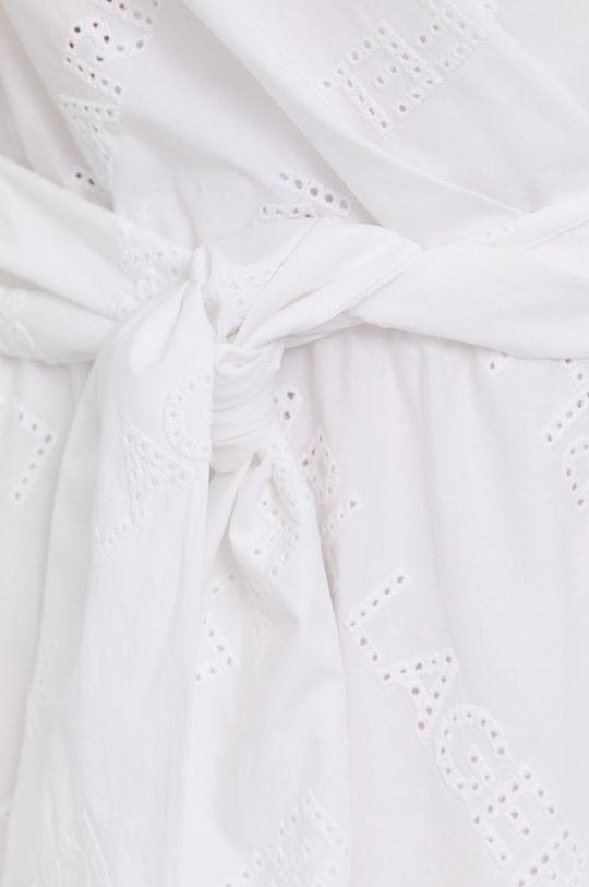 Karl Lagerfeld - Sukienka bawełniana Damski