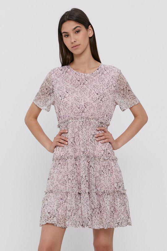 różowy Jacqueline de Yong - Sukienka Damski