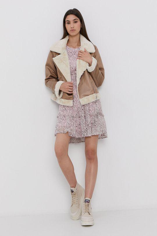 Jacqueline de Yong - Sukienka różowy