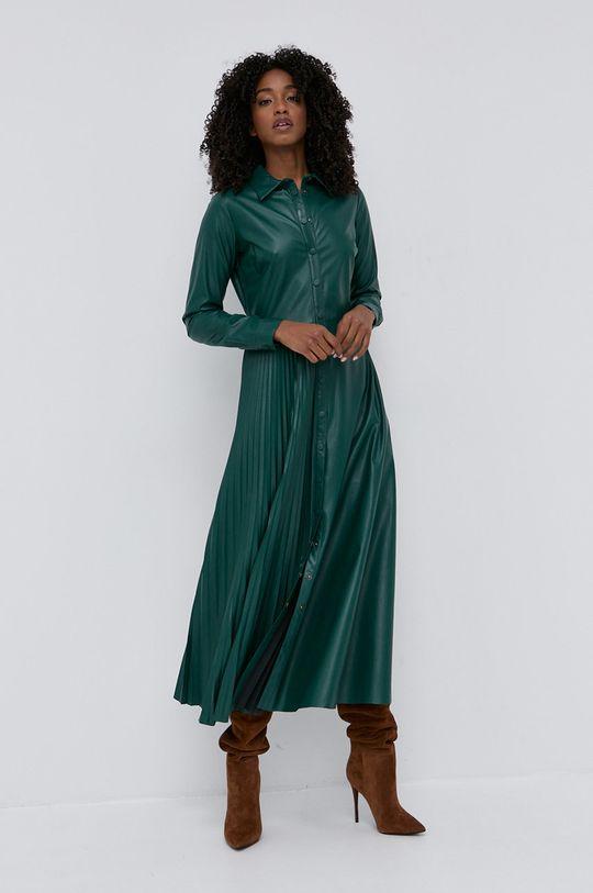 Twinset - Šaty tyrkysová