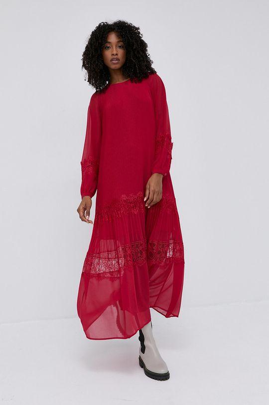 červená Twinset - Šaty Dámský
