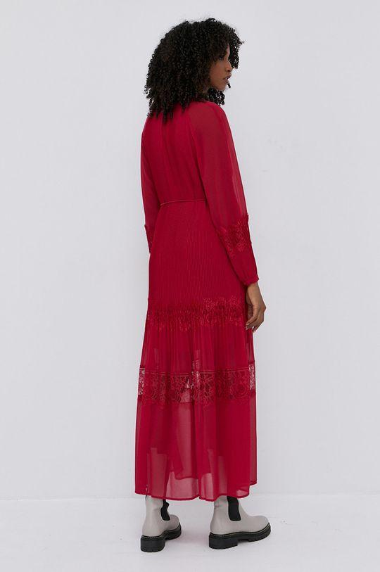 Twinset - Šaty červená