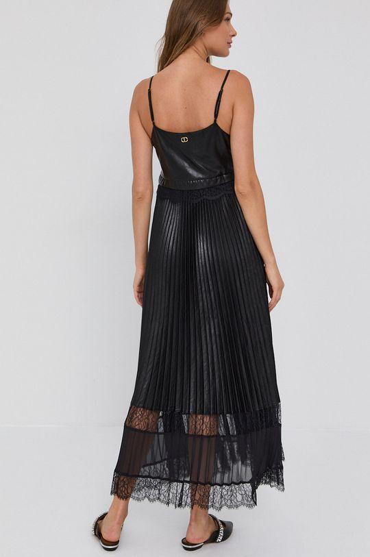 Twinset - Sukienka Materiał 1: 100 % Wiskoza, Materiał 2: 100 % Poliester