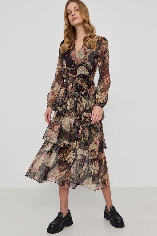 Twinset - Šaty vícebarevná