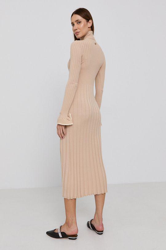 Twinset - Šaty  28% Polyester, 72% Viskóza