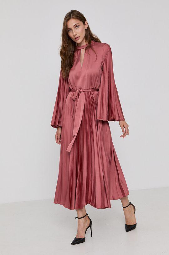 Twinset - Sukienka Materiał zasadniczy: 100 % Poliester, Inne materiały: 100 % Masa perłowa