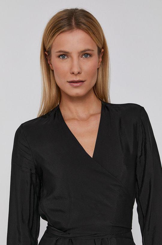 czarny Armani Exchange - Sukienka