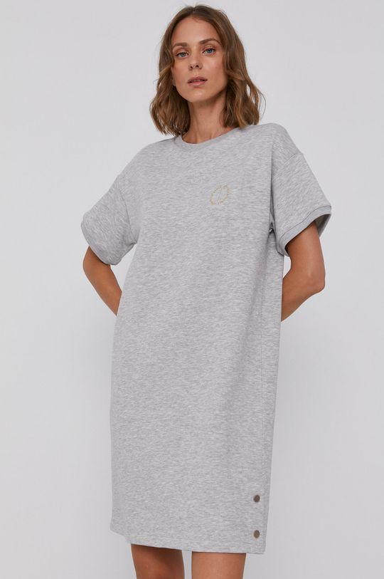 Armani Exchange - Sukienka szary