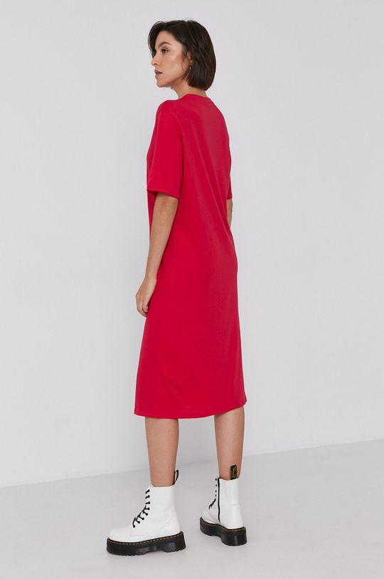 Armani Exchange - Sukienka 100 % Bawełna