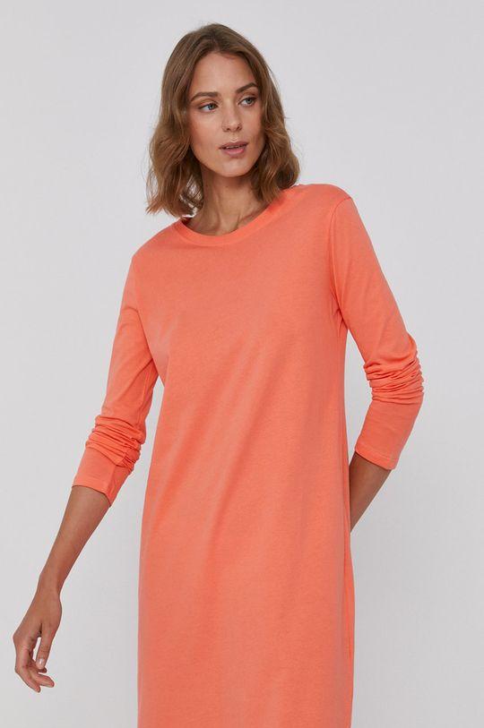 pomarańczowy Armani Exchange - Sukienka