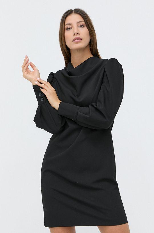 Trussardi - Rochie negru