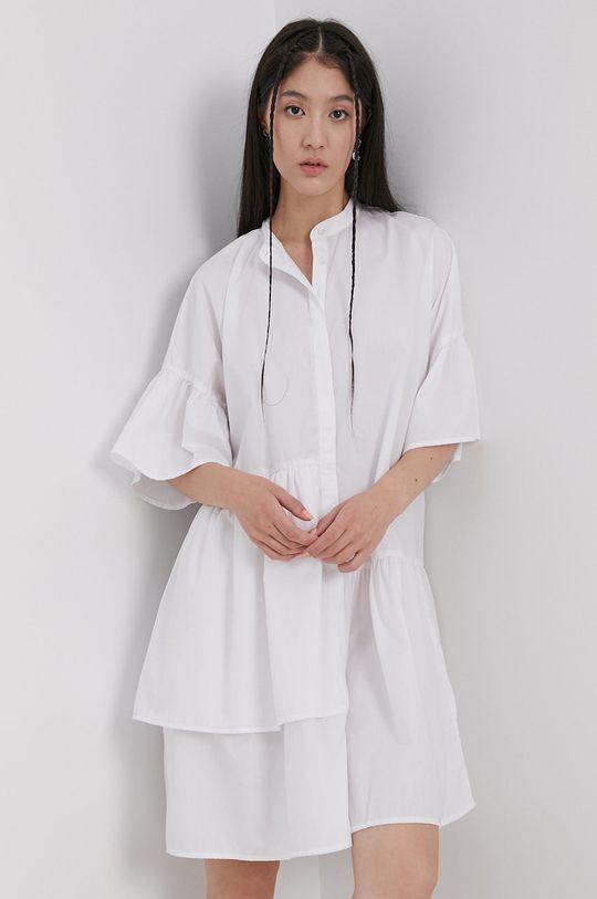 biały Pieces - Sukienka Damski
