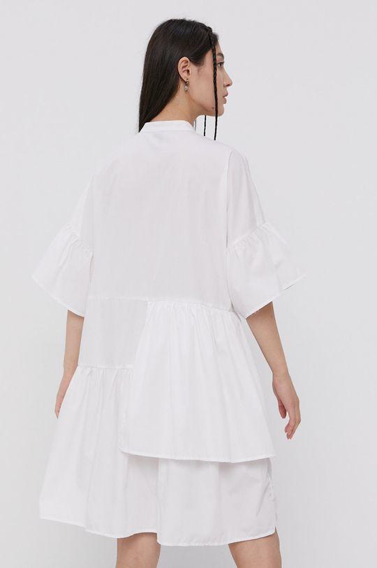 Pieces - Sukienka 35 % Bawełna, 65 % Poliester