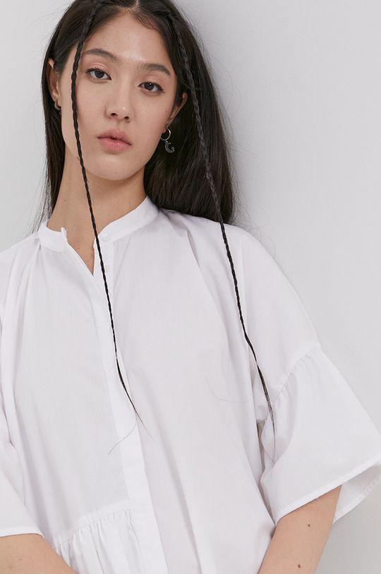 biały Pieces - Sukienka