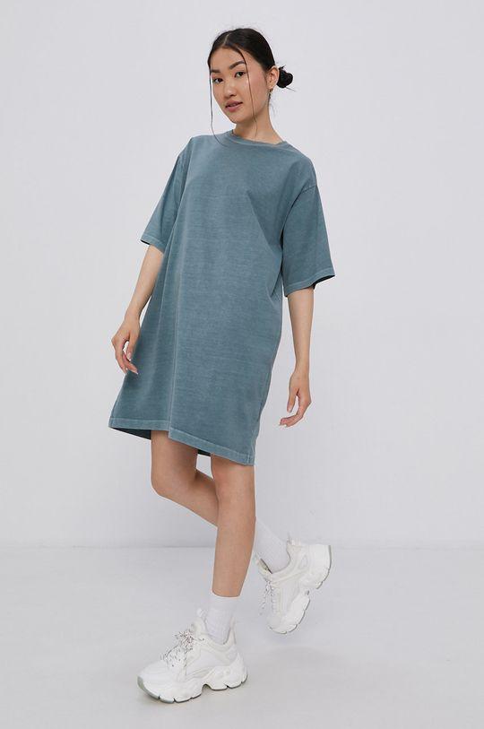 Reebok Classic - Šaty tlumená zelená