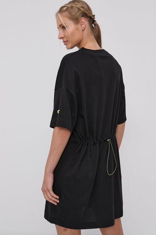 Reebok - Bavlněné šaty  100% Bavlna