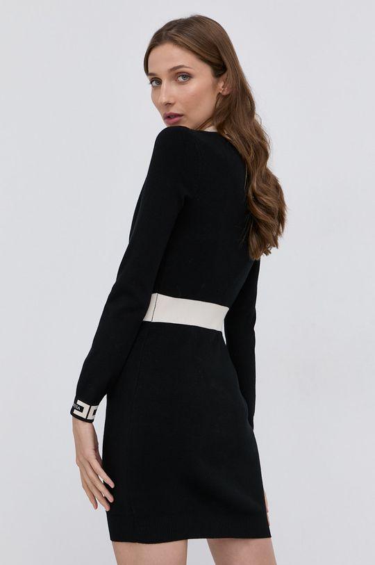Elisabetta Franchi - Sukienka Materiał zasadniczy: 18 % Poliamid, 82 % Wiskoza, Wykończenie: 10 % Poliamid, 90 % Wiskoza