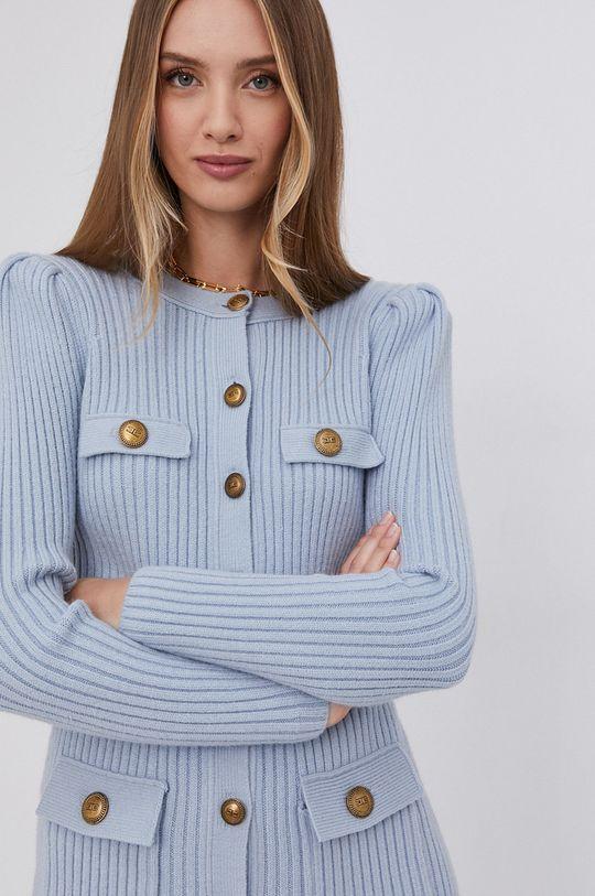 jasny niebieski Elisabetta Franchi - Sukienka