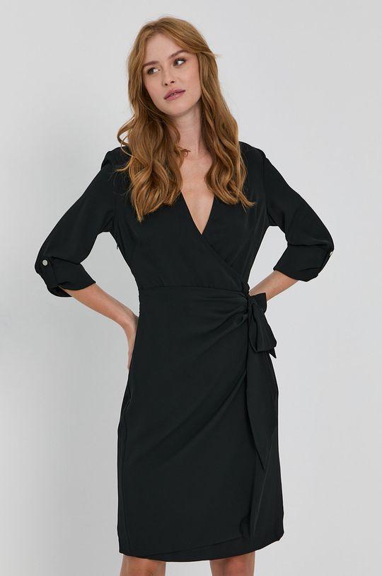 czarny Lauren Ralph Lauren - Sukienka Damski