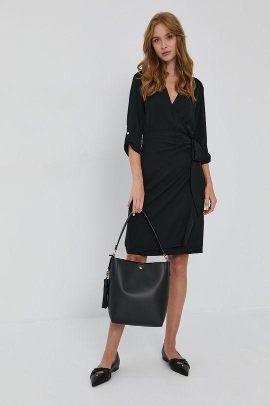 Lauren Ralph Lauren - Sukienka czarny