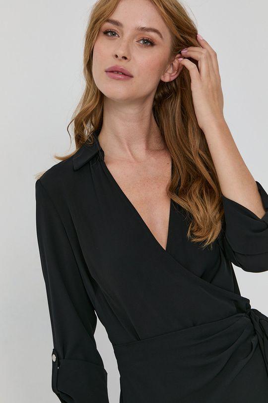 czarny Lauren Ralph Lauren - Sukienka