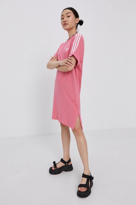 adidas Originals - Sukienka różowy