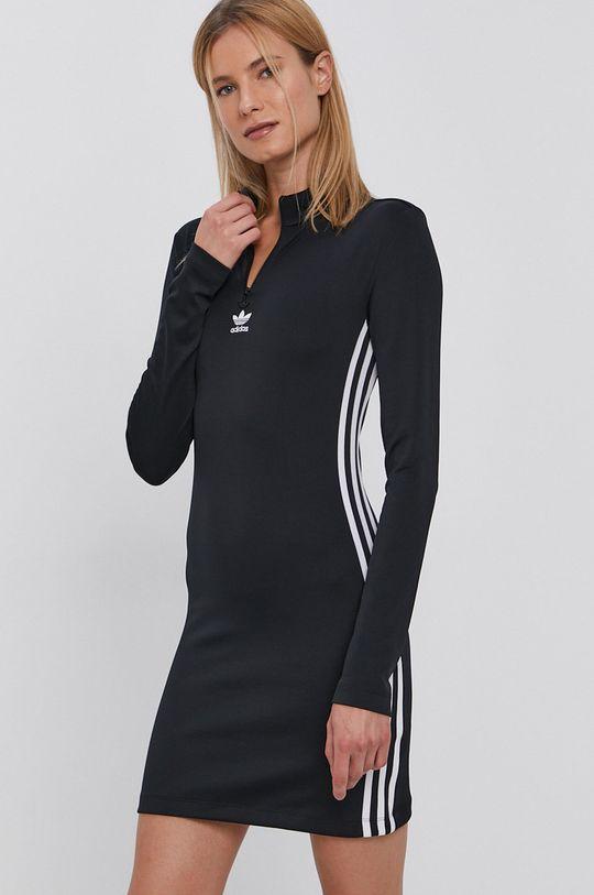 adidas Originals - Sukienka czarny