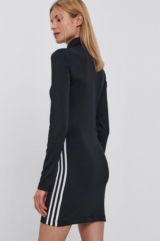adidas Originals - Sukienka 11 % Elastan, 89 % Poliester z recyklingu