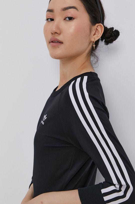 czarny adidas Originals - Sukienka