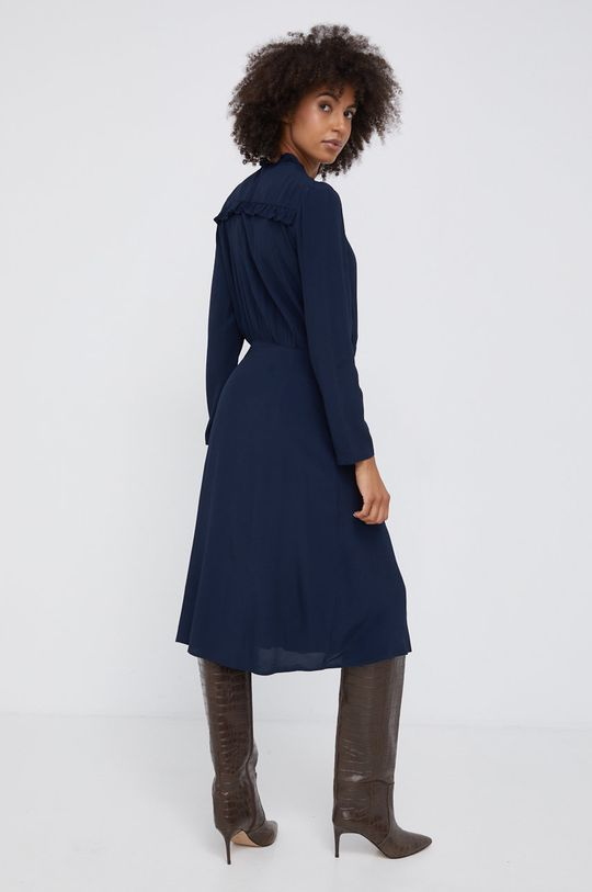 Pepe Jeans - Φόρεμα Catherine  Φόδρα: 100% Βισκόζη Κύριο υλικό: 100% Βισκόζη Άλλα υλικά: 100% Βισκόζη