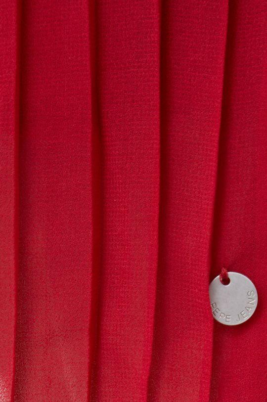 κόκκινο Pepe Jeans - Φόρεμα Coline