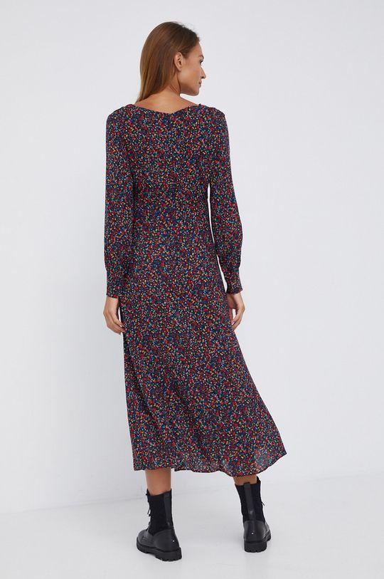 Pepe Jeans - Sukienka Babette 100 % Wiskoza