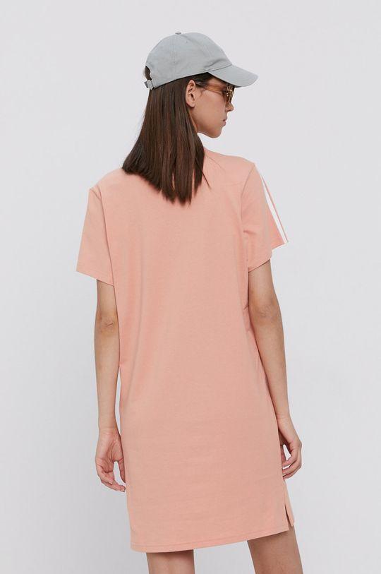 adidas - Sukienka bawełniana Materiał zasadniczy: 100 % Bawełna, Inne materiały: 95 % Bawełna, 5 % Elastan