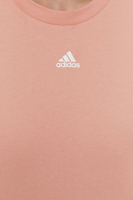 adidas - Sukienka bawełniana Damski
