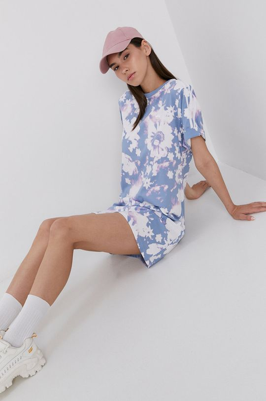 multicolor adidas Originals - Sukienka bawełniana Damski